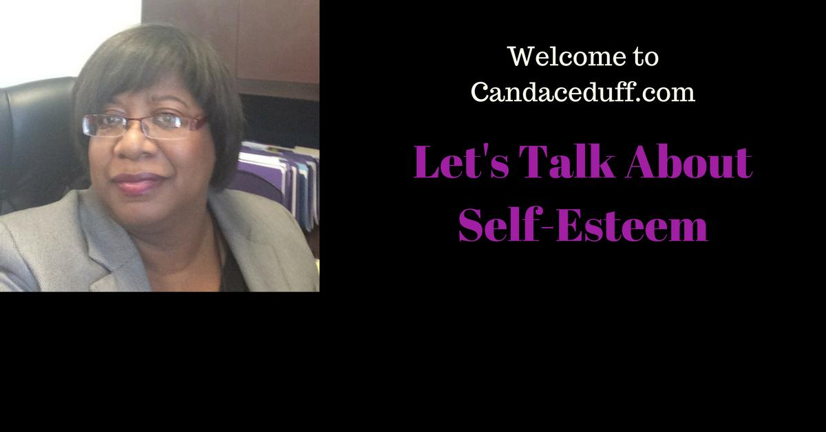 Let's talk about self-esteem